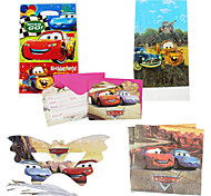 75pcs Cars Baby Birthday Party Decorations Kids Evnent Party Supplies Party Decoration 18 People Use