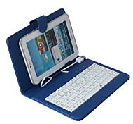 DGZ teclado universal y la caja para las tabletas andriod 9 pulgadas