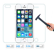 Front&Back Premium Tempered Glass Cover Film Screen Protector for iPhone 5 5S