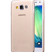 Import Silky TPU Material Package Design for Samsung Galaxy A3