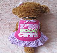 Vestiti - di Cotone - Rosa