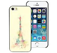 The Eiffel Tower Design Aluminum Hard Case for iPhone 5C
