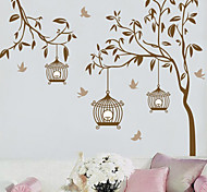 Wall Stickers Wall Decals, Happiness Lamps PVC Wall Stickers