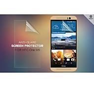 NILLKIN Anti-Glare Screen Protector Film Guard for HTC One M9