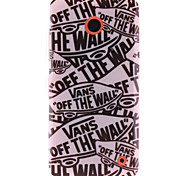 Cartoon Letters TPU Soft Case for Nokia N630