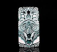 wolf patroon deksel fo Samsung Galaxy Grand 2 g7106 case