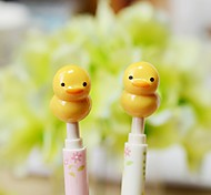 Cute Duck Style BallPoint Pen (Random Color)