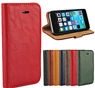 PU Wallet Following from Bark Grain Imports for iPhone 5S/iPhone 5