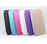 PU Leather Dot Grain and Translucent Plastic Pan for Samsung Galaxy S6 edge (Assorted Colors)