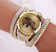 2015  New  Women Designer Brand Watches  Elephant  Fashion Watch