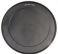 145mm tapa de la lente de metal roscado para nikon14-24 para Canon 17mm dedicada