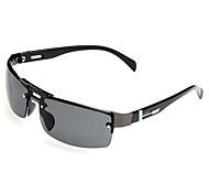 Ciclismo/Fitness, Running & Yoga maschi 's 100% UV400/Gradiente Rettangolare Occhiali sportivi