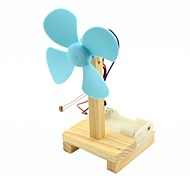 DIY Assembly Light Control Fan for Kids