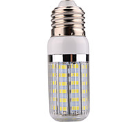 1 pcs E14/E26/E27 12 W 60 SMD 5730 1200 LM Warm White/Cool White Corn Bulbs AC 220-240/AC 110-130 V