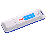 K1 4GB Portable U-Disk Digital Audio Voice Recorder Pen USB Flash Drive TF Card Slot