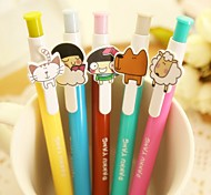 Cute Cartoon Style BallPoint Pen (Random Color)