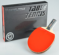 Winmax® 1 Pcs 4 Star Long Handle Table Tennis with A Color Packing Box