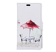Umbrella Pattern Full Body Case for Microsoft Lumia 532
