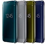 Kristallspiegel Ganzkörper-Fall für Samsung-Galaxie s6 Rand g9250 (verschiedene Farben)
