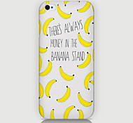 Banana Pattern Case Back Cover for Phone4/4S Case