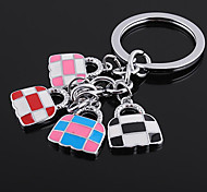 Bag Designer Bags Key Chain Ring Keyring(Random Color)