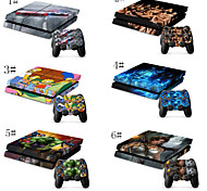 Designer Skin for Sony PlayStation 4 DualShock Wireless Controller & PS4 Console