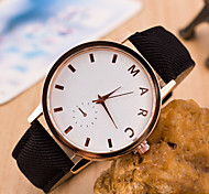 Men's Watches Europe And The Trend Of Imitation Quartz Watch Major Suit Cloth