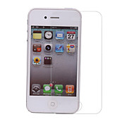 Ultrathin 0.25mm Luxury  Toughened Glass Screen Protector for Iphone 4S/4G HD Mirror Plating Guard Film