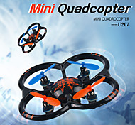 U-207 2.4G 4ch Micro RC Quadcopter with Gyro