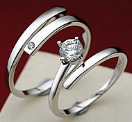 Ring,925 Sterling Silver Adjustable Party Jewelry Sterling Silver Women Statement Rings 1pc,One Size Silver