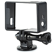 JUSTONE J131 Side Frame Tripod Adapter Mount Holder for GoPro Hero Series And SJ4000 / SJ5000