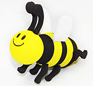 ZIQIAO EVA Foam Honeybee Style Car Decoration Antenna Ball(1PCS)