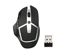 Wireless Gaming Mouse 2400DPI 8 Buttons LED Optical Mouse