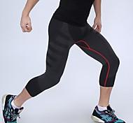 mens base de porter des collants de compression de couche peau short pantalon sport (sans le haut)