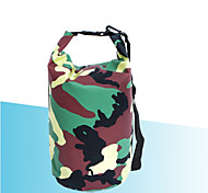 Bolso seco impermeable/Travel Duffel ( Azul , 10 L)  Impermeable/Flotante/Compacto/MultifuncionalAcampada y