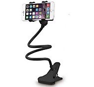 Lazy Phone Holder Double-ended For Bed Desktop Car Universal For ALL MOBILE PHONES (Assorted Color)