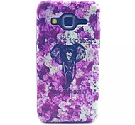 Elephant Pattern PC Material Phone Case for Samsung GALAXY CORE Prime G360