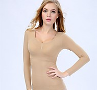 Hot Sale Women Modals Shapers Perfect Posture Abea Superplastic Shapewear with Push-Up Padded