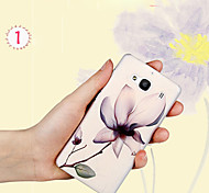Xiaomi  Redmi 2 Android  Camera,case  1PCS Hot sell PC hard set luxury mobile phone cases for Redmi2