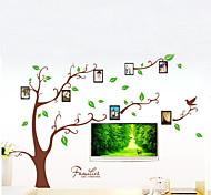 environnement photo amovible balises arbre de mémoire en pvc&autocollant