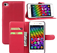 Litchi Around Open Standoff Phone Holster Suitable for Lenovo S90 Sisley(Assorted Color)