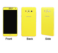 Full Body Side+Top+Back+Button Pure Color Body Sticker for Samsung Galaxy A5(Assorted Colors)