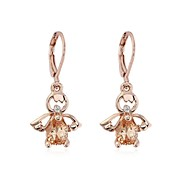 The wings of the angel fashion stud earrings