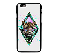 The Leopard Design Hard Case for iPhone 6 Plus