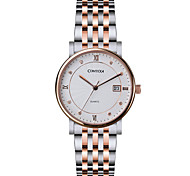 COMTEX Men steel watch quartz watch S6194G-2-5