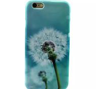 Cover Back Case DandelionTPU Soft Case Special Design for iPhone 6
