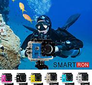 """smartron 2,0 """"170 degrés fhd 1080p étanche le sport d'action caméra vidéo numérique TFT"""