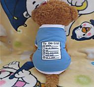 T-shirt - di Cotone - Blu