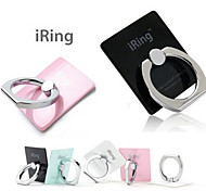 iRing And Car Holder With Hook Multi-Purpose Universal Car Mobile Phone Holder Better Than Kenu Airframe