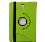 hoge kwaliteit pu leer slimme stand case voor Galaxy Tab een 9,7 T550 / t551 (verschillende kleuren)